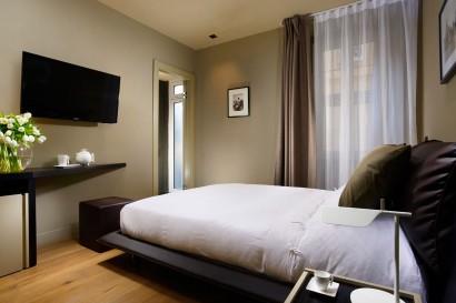stanza superior hotel a campo marzio roma